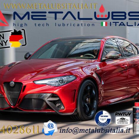 Complete Kit Metalubs per Auto Diesel e Benzina